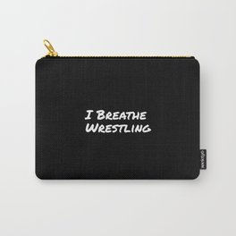 Wrestling Carry-All Pouch