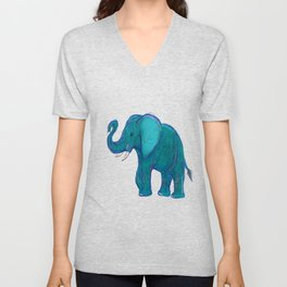 Elephantasy Unisex V-Neck