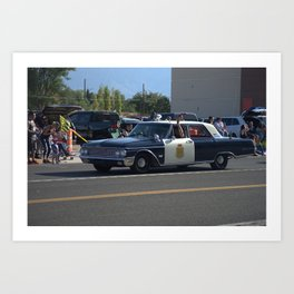 mayberry Art Print