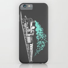 Butterfly Train iPhone 6s Slim Case