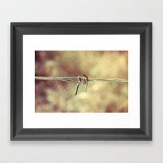 Wired II Framed Art Print
