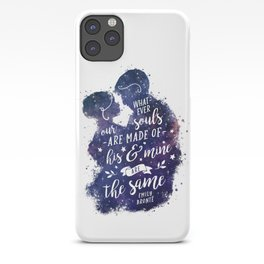 Whatever our souls iPhone Case