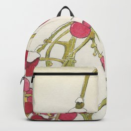 The Elfling and the Chickadee Backpack