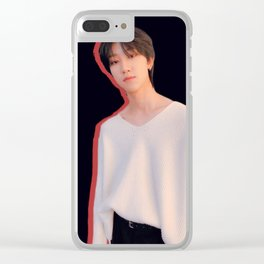 Minghao Clear iPhone Case
