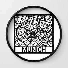 Munich Wall Clock