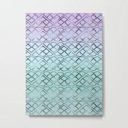MERMAID Glitter Scales Dream #4 #shiny #decor #art #society6 Metal Print