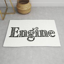 Engine Rug