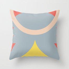 Never ending mermaid 2 part 2 Throw Pillow