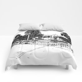 Demolition Anxiety 06 Comforters