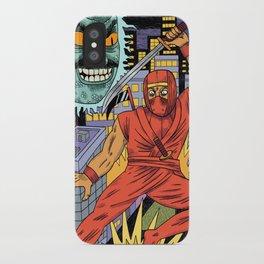Shinobi iPhone Case