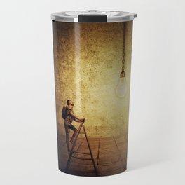 idea achievement Travel Mug