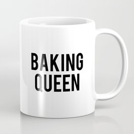 Baking Queen Coffee Mug