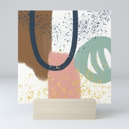 Minimalist Abstract Mini Art Print