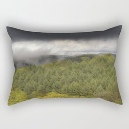 Spring Storm Rectangular Pillow