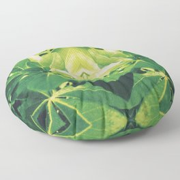 Botanical Floor Pillow