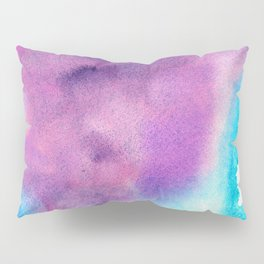 Color Wash - Cool Summer Pillow Sham