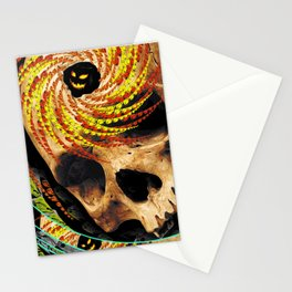 All Hallowed Stationery Cards