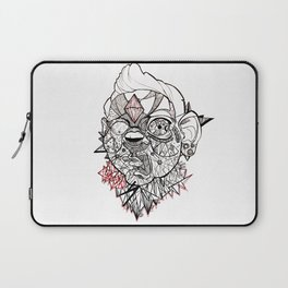 too much thc Laptop Sleeve