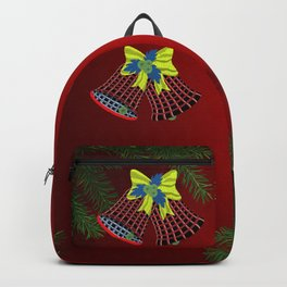 Christmas Bells Backpack