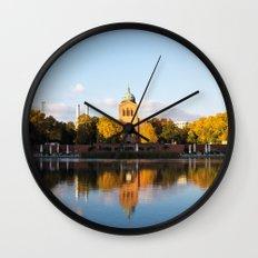 Engelbecken - Berlin Wall Clock