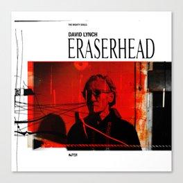 Eraserhead 1 Canvas Print