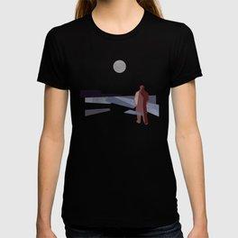 walk away under the moon T-shirt