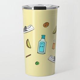 drew barrymore Travel Mug