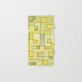 "Proto pattern n 2 ""fresh lemonade"" Hand & Bath Towel"