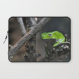 Monkey Frog Laptop Sleeve