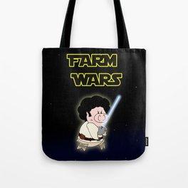 Farm Wars - Luke edition Tote Bag