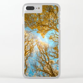 Morning Glory  Photography Clear iPhone Case