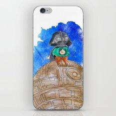 Little Prince Vader iPhone & iPod Skin