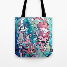 MegaPals Tote Bag