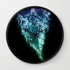 Death (Color) Wall Clock