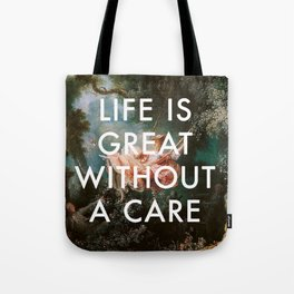 Swing Without A Care Tote Bag