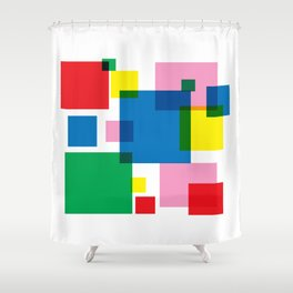 New Year 18 Shower Curtain