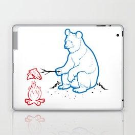Da Bears - Camping Laptop & iPad Skin