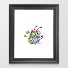 Just wanna be Free! Framed Art Print