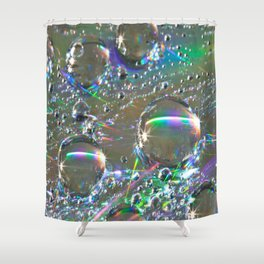 Sparkle and Shine  Shower Curtain
