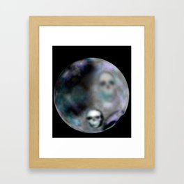 Dark Vision Framed Art Print