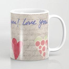 Love! You! Coffee Mug