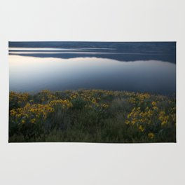 Okanagan Sunflower Rug