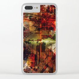 Fazok information Clear iPhone Case