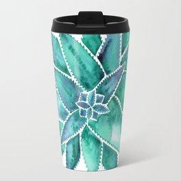 Aloe Vera – Turquoise Palette Travel Mug