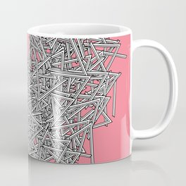 pick up sticks Coffee Mug