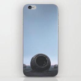 Cradle iPhone Skin