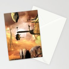 Fantasy world Stationery Cards