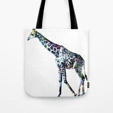 Giraffe 2 Tote Bag