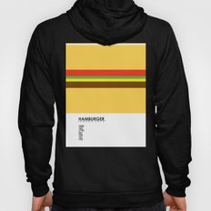 Pantone Food - Hamburger Hoody