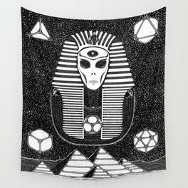 Thoth the Atlantean Wall Tapestry